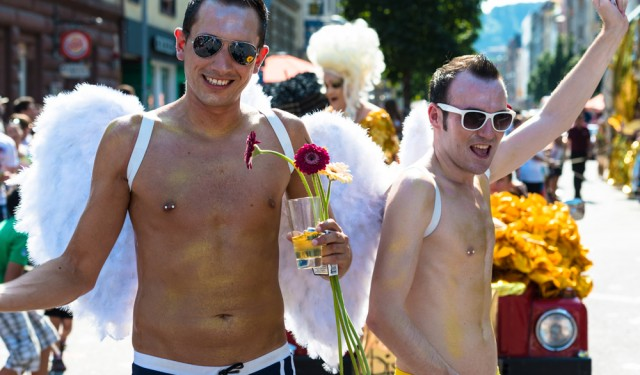 Overweging Gay Pride kerkdienst
