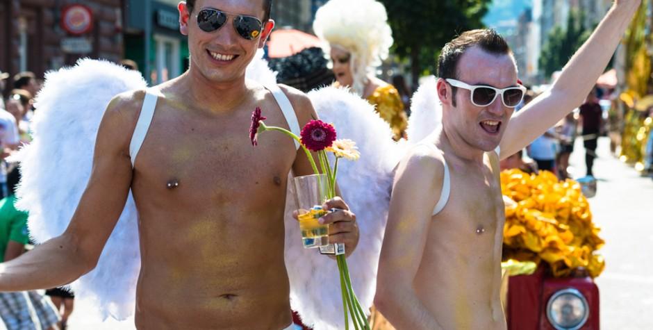 Overweging Gay Pride kerkdienst